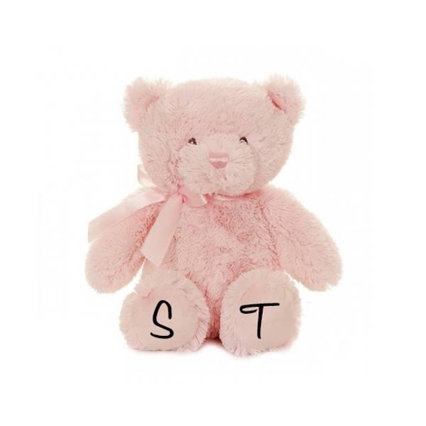 Teddykompaniet Teddy Baby Bears - Rosa